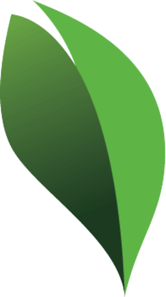 Probulin probiotic leaf, logo