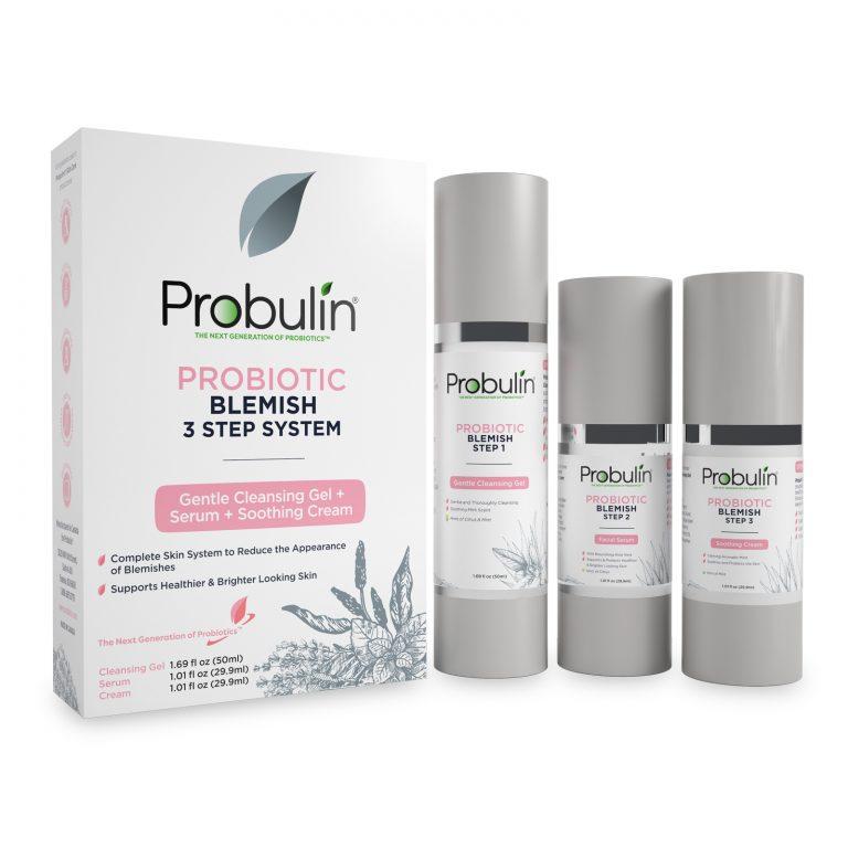 Probiotic Blemish 3 Step System