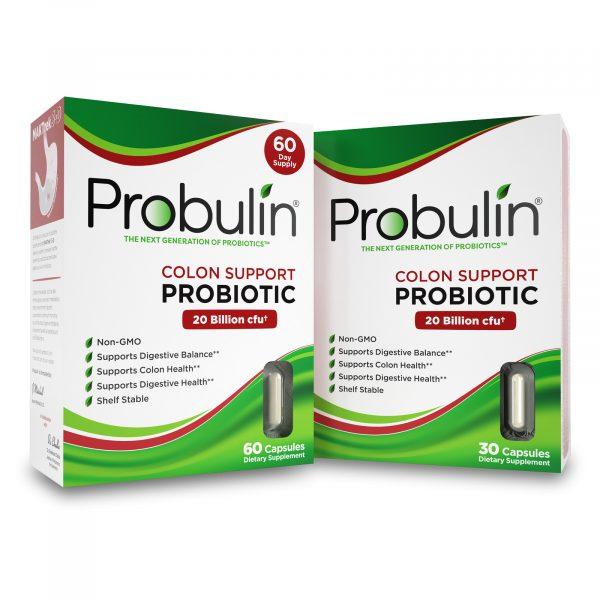 Probulin® Colon Support Probiotics