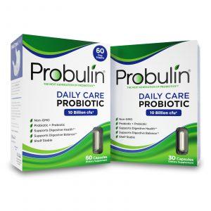 Probulin® Daily Care Probiotics