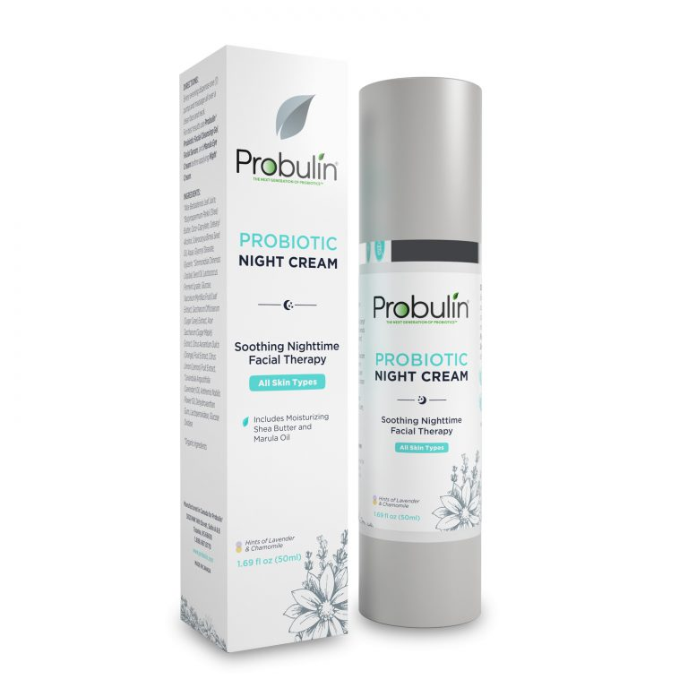 Probiotic Night Cream