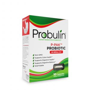 Probulin® P-PAK™ Probiotics - 10 Capsules