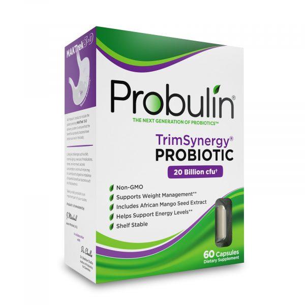 Probulin® TrimSynergy® Probiotics - 60 Capsules