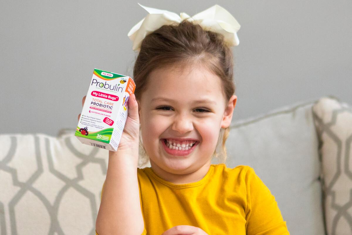 Can Probiotics Support My Kid's Immune Health?